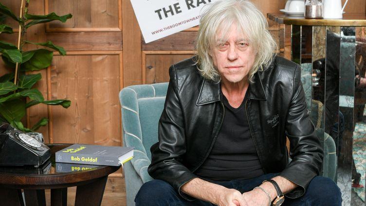 Bob Geldof à Berlin le 7 février 2020 (JENS KALAENE / ZB)
