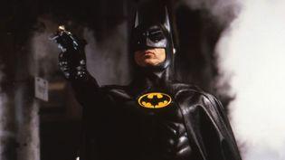 Michael Keaton a été le premier Batman sur grand écran, dirigé par Tim Burtonen 1989.  (Screen Prod / Photononstop / AFP)