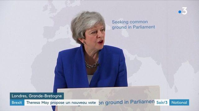 Brexit : le second référendum est officiellement une possibilité au Royaume-Uni