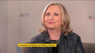 Hillary Clinton (franceinfo)