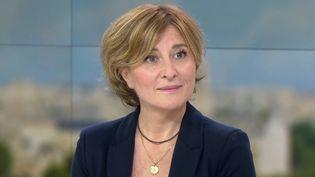 """Chaque année en France, plus de 5 000 personnes choisissent de disparaître du jour au lendemain. Patricia Fagué, auteure de """"Disparus sans laisser d'adresse"""", est l'invitée du journal de 13 heures de ce lundi 15 mai. (France 2)"""