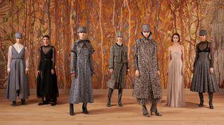Dior haute couture automne-hiver 2021-22 à Paris, le 5 juillet 2021 (NOEMI OTTILIA SZABO)