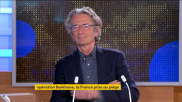 Antoine Glaser (FRANCEINFO)