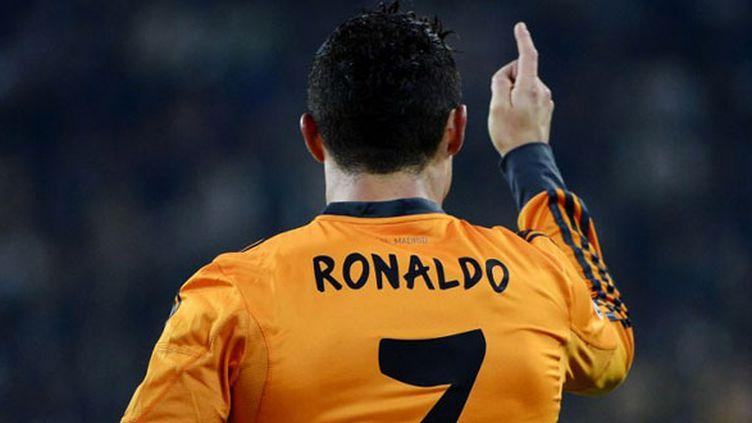 L'attaquant portugais du Real Madrid, Cristiano Ronaldo