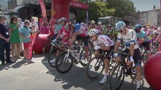 La 1èreétape de la Route d'Occitanie s'est tenue samedi 1eraoût. C'est l'une des premières courses cyclistes à se tenir cette saison, suite à l'épidémie de coronavirus. Pour l'occasion, les meilleurs mondiaux ont répondu présent. Une sorte de répétition générale avant le Tour de France. (France 3)