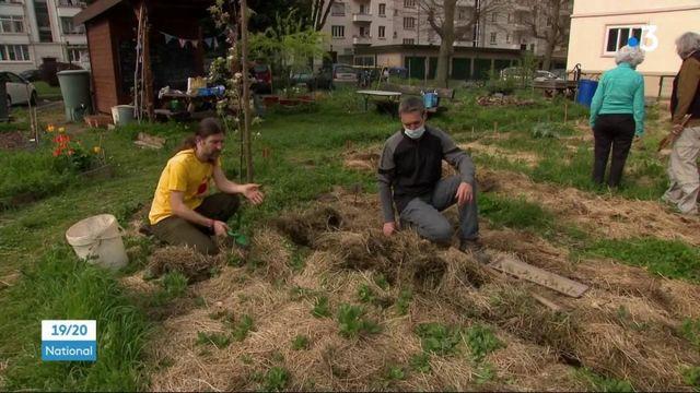 Tendance : les urbains se partagent des jardins