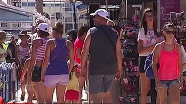 Tourisme : l'été 2015, une saison record ?