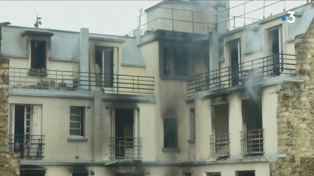 Paris : 10 morts dans l'incendie le plus meurtrier depuis 14 ans