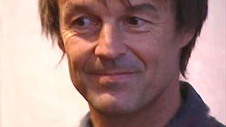 Nicolas Hulot (France 2)