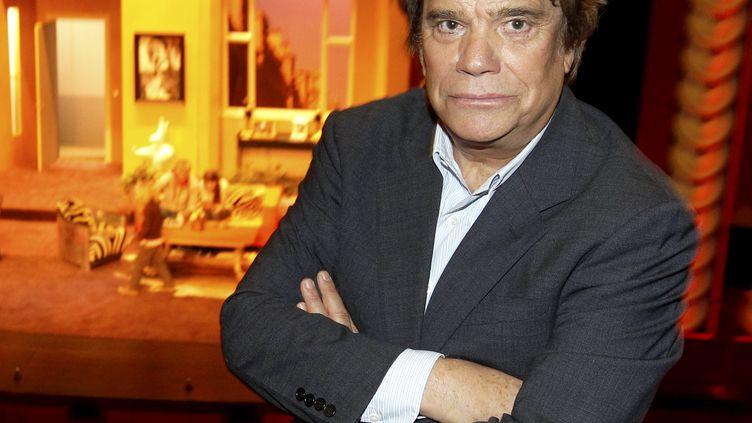 Bernard Tapie le 26 avril 2012, à Paris. (MAXPPP)