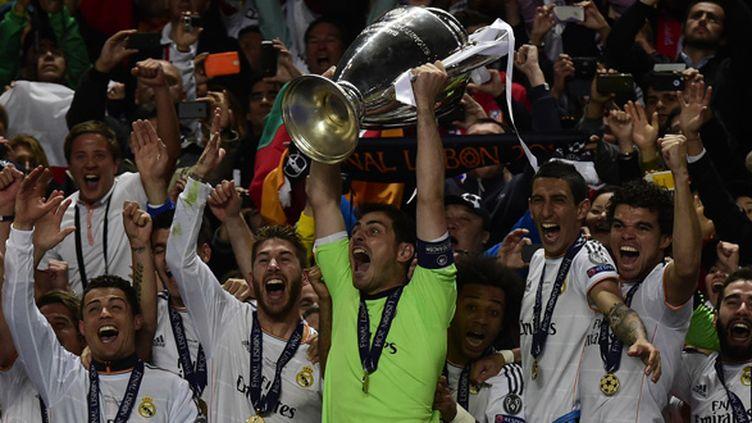 Les Madrilènes tiennent leur dixième sacre européen (JAVIER SORIANO / AFP)