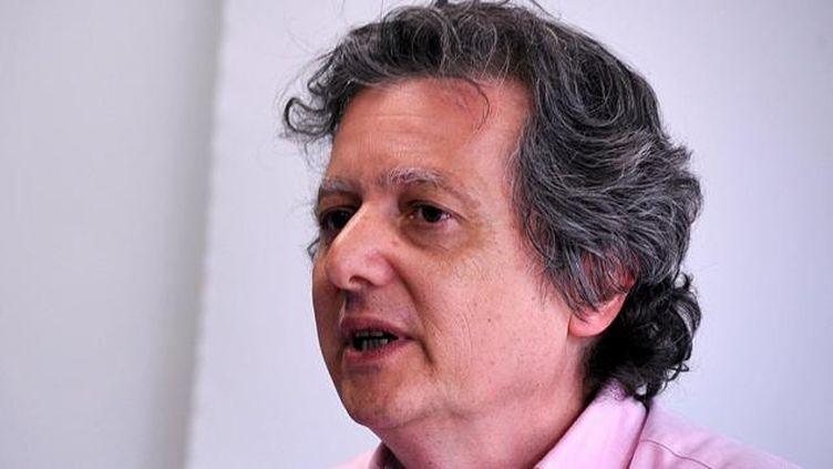 (Pierre Haski a porté plainte contre Philippe Karsenty © MAXPPP)