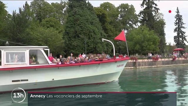 Annecy : une terre d'accueil pour les retraités en vacances