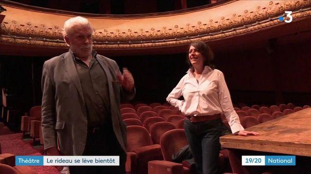 Culture : les théâtres vont rouvrir