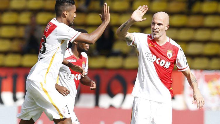 Fortuna Dos Santos Wallace et Andrea Raggi vont-ils enfin s'imposer à domicile?  (VALERY HACHE / AFP)