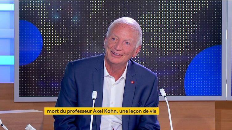 Jacques Schecroun (FRANCEINFO)