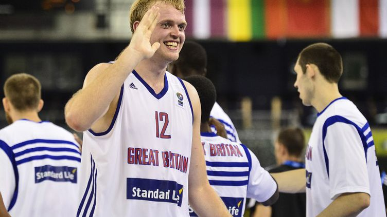 Daniel Clark (Grande-Bretagne).  (JURE MAKOVEC / AFP)