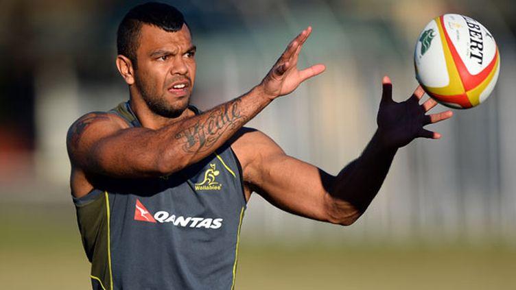 Le joueur australien Saeed Khan