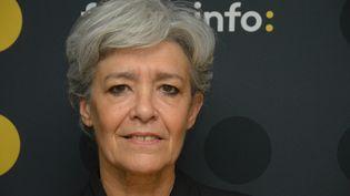 Claudie Haigneré, spationaute. (RADIO FRANCE / JEAN-CHRISTOPHE BOURDILLAT)
