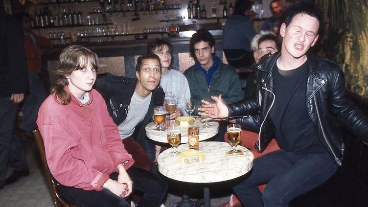Les No Fuck Bébé, groupe de rock franc-comtois des années 1980.  (Fabienne Le Moing)
