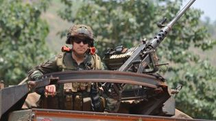 Soldat français en Centrafrique. (AFP)