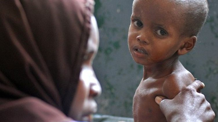 C'est la crise de famine la plus grave depuis 20 ans. (AFP - Mustafa Abdi)