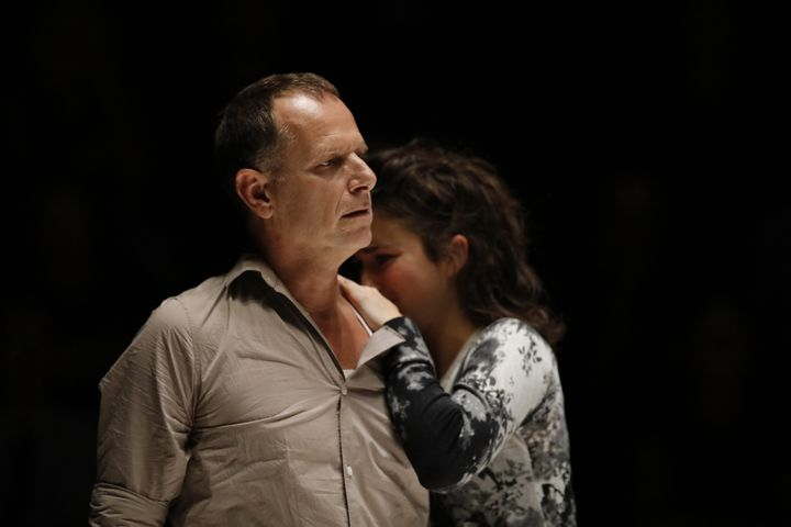 Charles Berling et Pauline Cheviller  (Thierry Depagne)