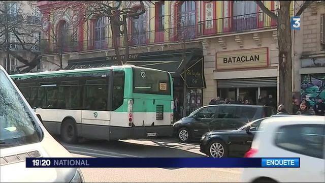 Attentats de Paris : des députés au Bataclan pour comprendre