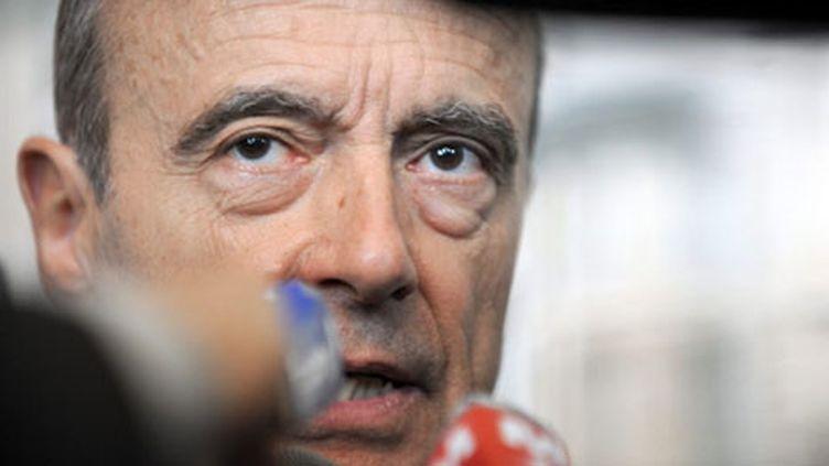 Alain Juppé, le 17 janvier 2011. (AFP / Jean-Pierre Muller)