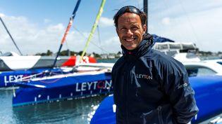 Thomas Coville participe au Pro Sailing Tour. (Martin Viezzer / Leyton Sailing Team)