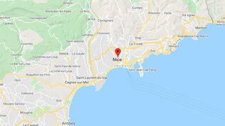 Nice (Alpes-Maritimes) (GOOGLE MAPS)