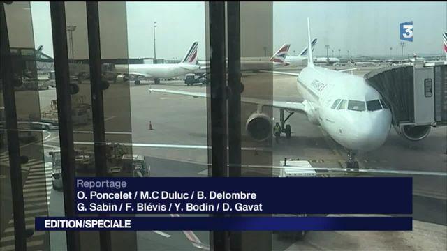Attentats à Bruxelles : sécurité renforcée dans les gares et aéroports français