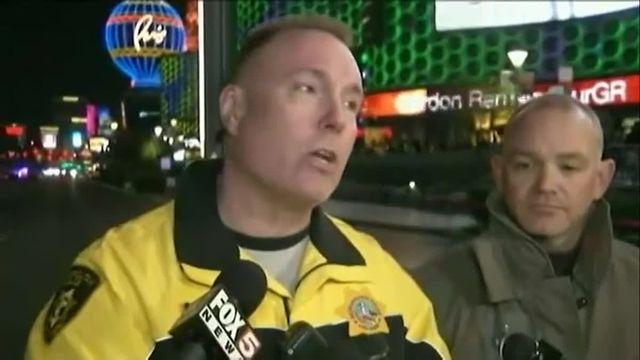 Une femme au volant d'une voiture a foncé sur la foule dimanche 20 décembre sur le célèbre Strip de Las Vegas (Etats-Unis) faisant un mort et 37 blessés.