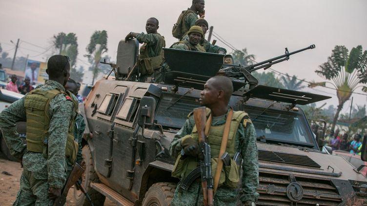 La France semble se désengager de la Centrafrique en suspendant son aide budgétaire et militaire au pays. (NACER TALEL / ANADOLU AGENCY)