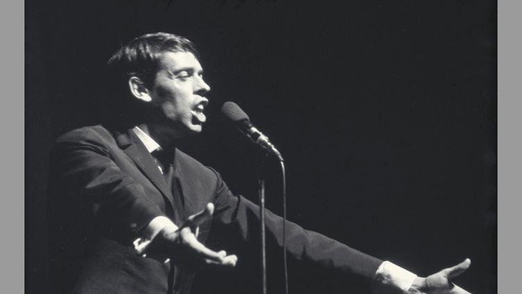 Jacques Brel sur scène (Alain Marouani)