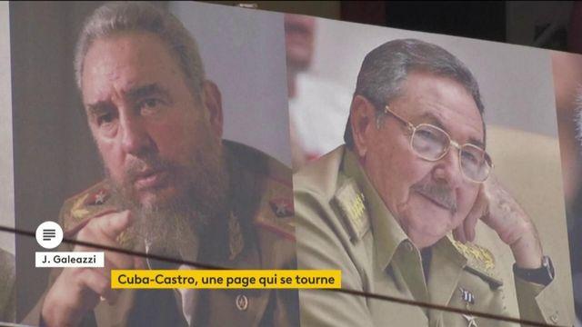 Cuba: l'ère Castro prend fin