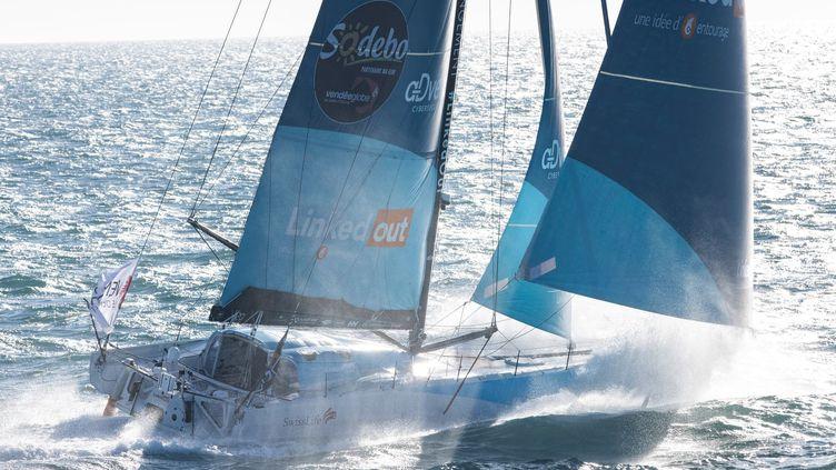 Linkedout face aux éléments (Pierre Bouras / TR Racing)