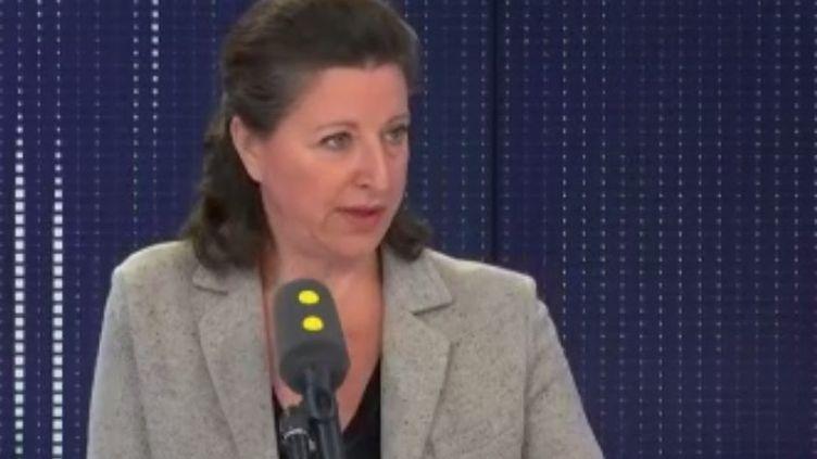 Agnès Buzyn (FRANCEINFO / RADIOFRANCE)