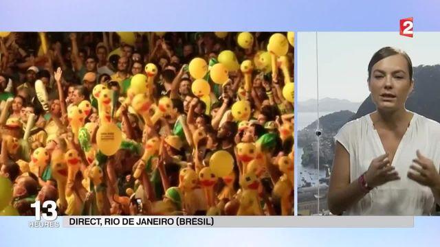 Brésil : les députés ont voté en faveur de la destitution de Dilma Rousseff