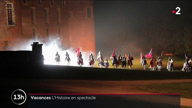 Yonne : apprendre l'Histoire avec le château de Saint-Fargeau, qui rouvre après une année blanche