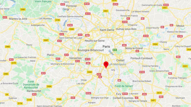 Rungis, Val-de-Marne. (GOOGLE MAPS)