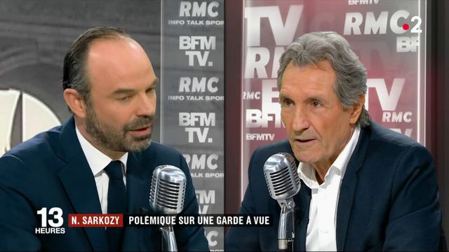Nicolas Sarkozy : polémique sur une garde à vue