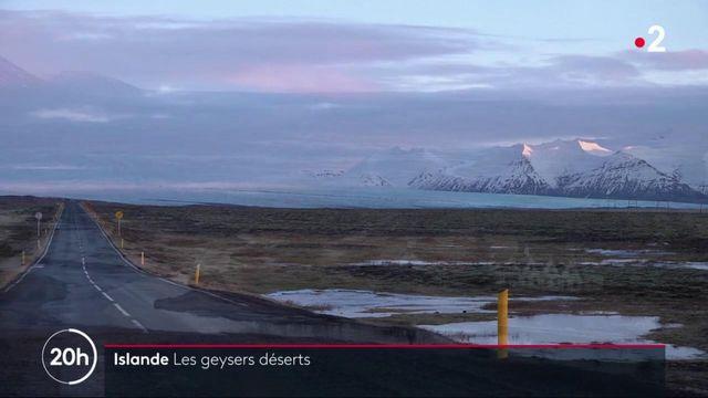 Tourisme : l'Islande désertée par les touristes en raison de la crise sanitaire