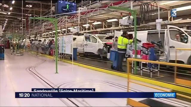 Renault : 1000 postes supplémentaires annoncés