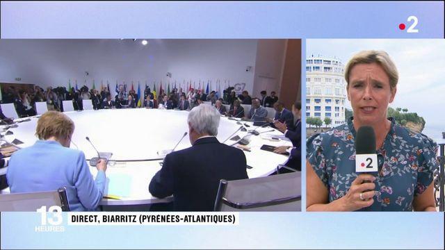 G7 : le climat au menu de la dernière journée