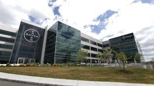 Le siège nord-américain de la société Bayer, à Whippany, dans le New Jersey (Etats-Unis), le 13 mai 2015. (JULIO CORTEZ / SIPA)