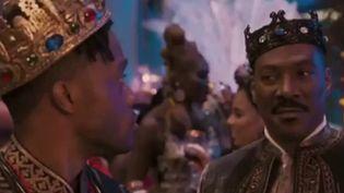 """Cinéma : Eddie Murphy revient sur les écrans avec """"Un Prince à New York 2"""" (FRANCEINFO)"""