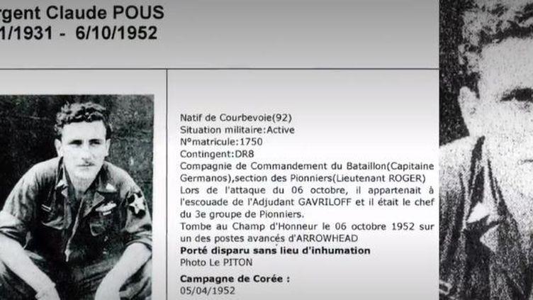 Guerre de Corée : ces soldats français toujours portés disparus (Guerre de Corée : ces soldats français toujours portés disparus)