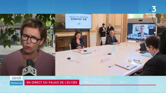 Coronavirus : Emmanuel Macron au chevet de l'hôtellerie et de la restauration