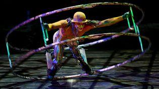 """Le cirque du Soleil promène son """"Quidam"""" sur les routes françaises  (EPA/MAXPPP)"""